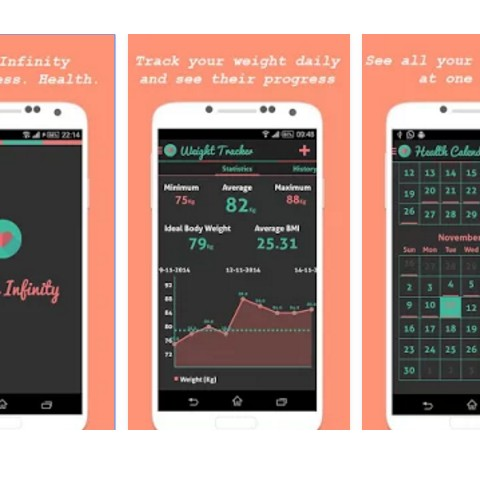 Health & Fitness Tracker