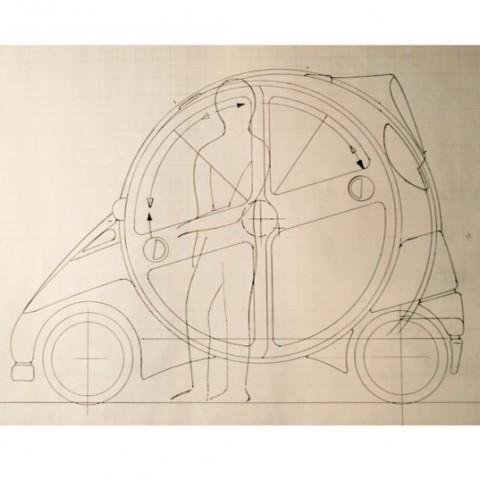 Mondo – a modular car