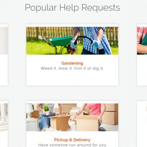 Helper Market