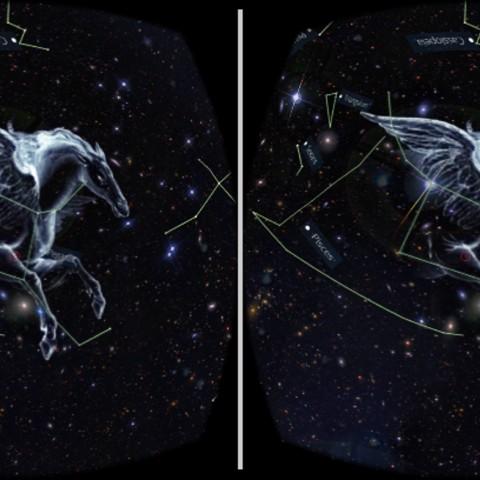 Galaxy Star - VR App