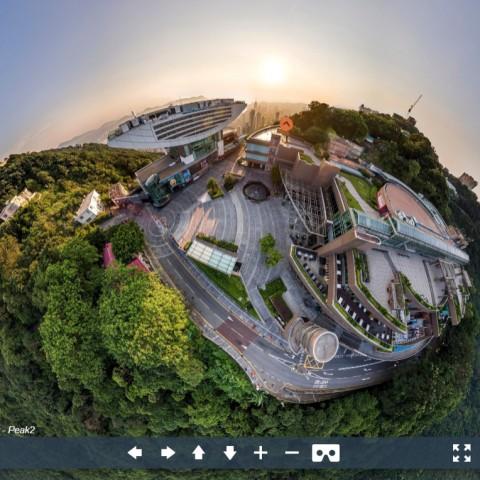 HK Tour - VR Web
