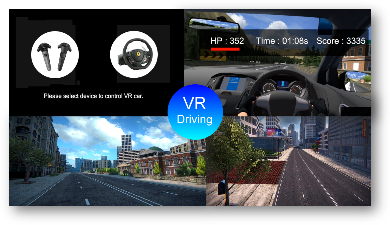 VR_Driving